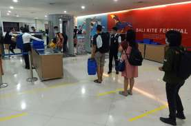 Periode Larangan Mudik, Jumlah Penumpang di 15 Bandara…