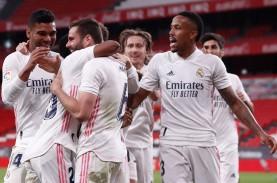 Hasil La Liga, Juara Atletico atau Real Madrid Ditentukan…