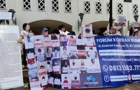 OC Kaligis Hingga WN Korea Selatan Ramai-Ramai Gugat Jiwasraya