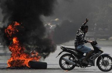 Besok Majelis Umum PBB Bahas Boikot Senjata ke Militer Myanmar
