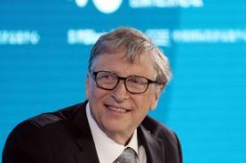 Microsoft Investigasi Hubungan Bill Gates dengan Karyawan…