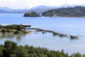 Kemenhub Lanjutkan Pembangunan Pelabuhan Panasahan Painan Sumatra Barat