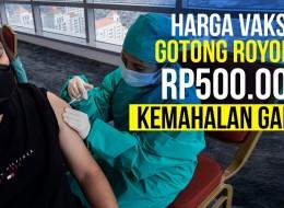 Aturan Vaksin Gotong-Royong Terbit, Ayo Siapa Mau?