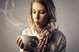 Bahaya, Meniup Makanan atau Minuman Panas Picu Diare…
