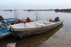 Maut di Kedungombo, Perahu Terbalik Saat Dinakhodai…