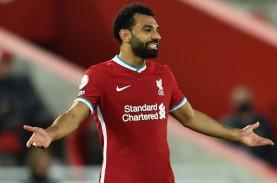 Mohamed Salah & Harry Kane Bersaing Ketat Jadi Top…