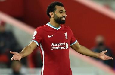Mohamed Salah & Harry Kane Bersaing Ketat Jadi Top Skor Liga Inggris