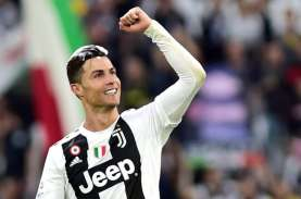 Juventus Terpuruk, Cristiano Ronaldo Makin Mantap…