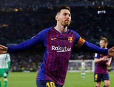Barcelona Gagal Juara, Tapi Messi Terus Tancap Gas Top Skor La Liga
