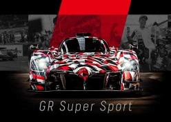 Toyota GR Super Sport Rilis 2022, Intip Harga dan Spesifikasi