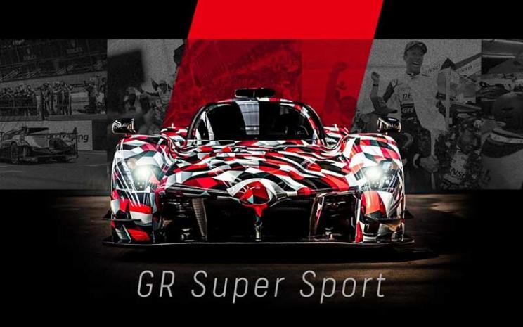 Toyota GR Super Sport.
