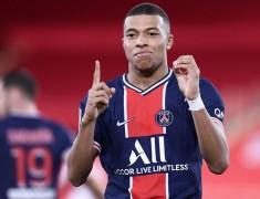 26 Gol, Kylian Mbappe Makin Mantap Top Skor Liga Prancis