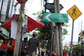 Pandemi Tak Kunjung Usai, Ekonomi Thailand Susut 2,6…