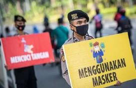 Denda Pelanggar Prokes Saat Lebaran di Jakarta Tembus Puluhan Juta Rupiah