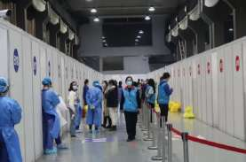 China Laporkan 25 Kasus Baru Covid, Tertinggi Sejak…
