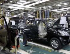 Produksi Mobil Penerima PPnBM Turun, Indonesia Kena Krisis Cip?