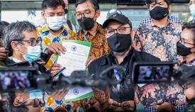 75 Pegawai KPK Yang Dinonaktifkan Laporkan Dewas KPK Indriyanto Seno Adji
