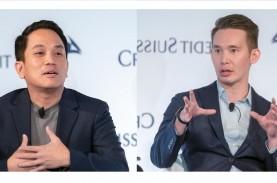 Profil Andre Soelistyo-Patrick Cao, Duet CEO dan Presiden…