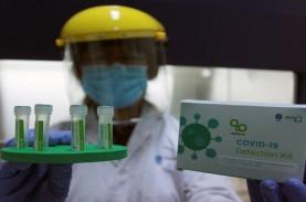 Vaksin Gotong Royong Dimulai, Kimia Farma (KAEF) Jadi…