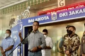 Anies Perpanjang PPKM Mikro DKI Jakarta hingga 31…