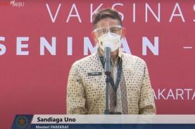 Sandiaga Gandeng Yosi Project Pop Bangkitkan Musik…