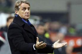 Kontrak Diperpanjang, Mancini Tangani Timnas Italia…