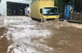 Pos Angke Hulu Siaga 1, BPDB DKI Keluarkan Peringatan Banjir