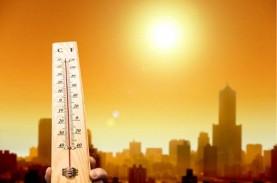 Suhu Panas di Indonesia Akibat Heatwave? Ini Penjelasan…