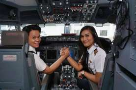 Semua Pilot dan Awak Kabin Garuda Indonesia Group Sudah Divaksin