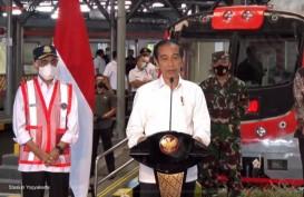 Didatangi Jokowi, Kereta Cepat Jakarta-Bandung Bakal Operasi 2022