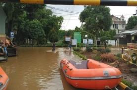 Bekasi Waspada Banjir, 1.500 KK Antisipasi Luapan…