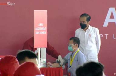 Ikut Serta Vaksin Gotong Royong, 1.000 Karyawan HMSP Siap Divaksin