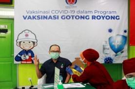 Vaksinasi Gotong Royong: 1.000 Karyawan Indocement…