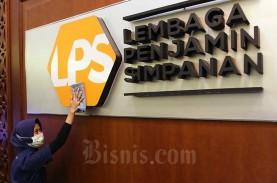 LPS Bayar Klaim Jaminan Simpanan Rp1,64 Triliun