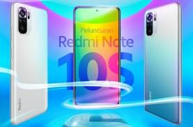 Redmi Note 10S Resmi Dijual di Indonesia, Cek Harganya