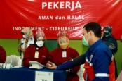 1.000 karyawan Indocement Divaksin Gotong Royong