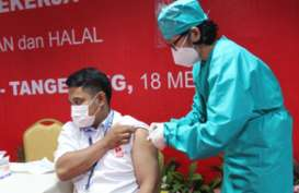 Mayapada Hospital Vaksin Gotong Royong Mayora & Gajah Tunggal