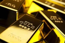 Mantap, Bun! Harga Emas Dekati Rekor Tertinggi dalam…