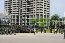 Ratusan TNI Serbu Meikarta, Ternyata Latihan Militer