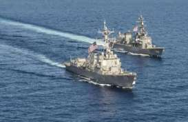 China Tuding AS Ancam Perdamaian di Selat Taiwan