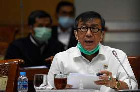 Yasonna Laoly Lantik 20 Anggota Komisi Banding Paten…