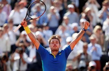 Belum Pulih dari Cedera, Wawrinka Tak Ikut Tenis Prancis Terbuka