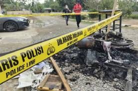 Polsek Candipuro Dibakar, Polisi Tangkap 8 Orang Pelaku