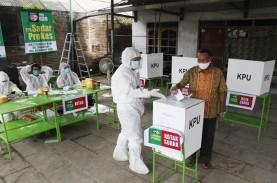 ELEKTABILITAS KEPALA DAERAH : Penanganan Pandemi Jadi…