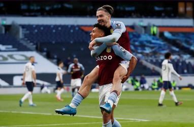 Hasil Lengkap Liga Inggris, Tottenham Terancam Gagal ke Liga Europa