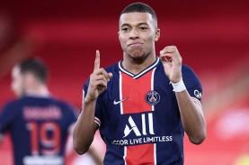 Tundukkan AS Monaco, PSG Juara Piala Prancis Ke-14…