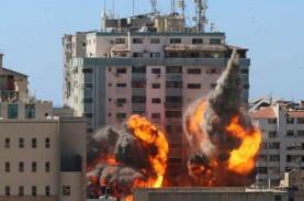 Abaikan Peringatan AS, Serangan Israel ke Gaza Terus…