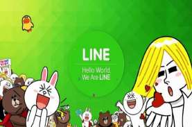 Pelanggaran Paten, Line Corp Didenda 14 Juta Yen oleh…