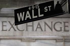 Wall Street Ditutup Melemah Setelah Rilis Risalah…
