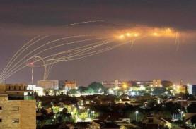 4.000 Roket Hamas Hujani Langit Israel Selama 10 Hari…